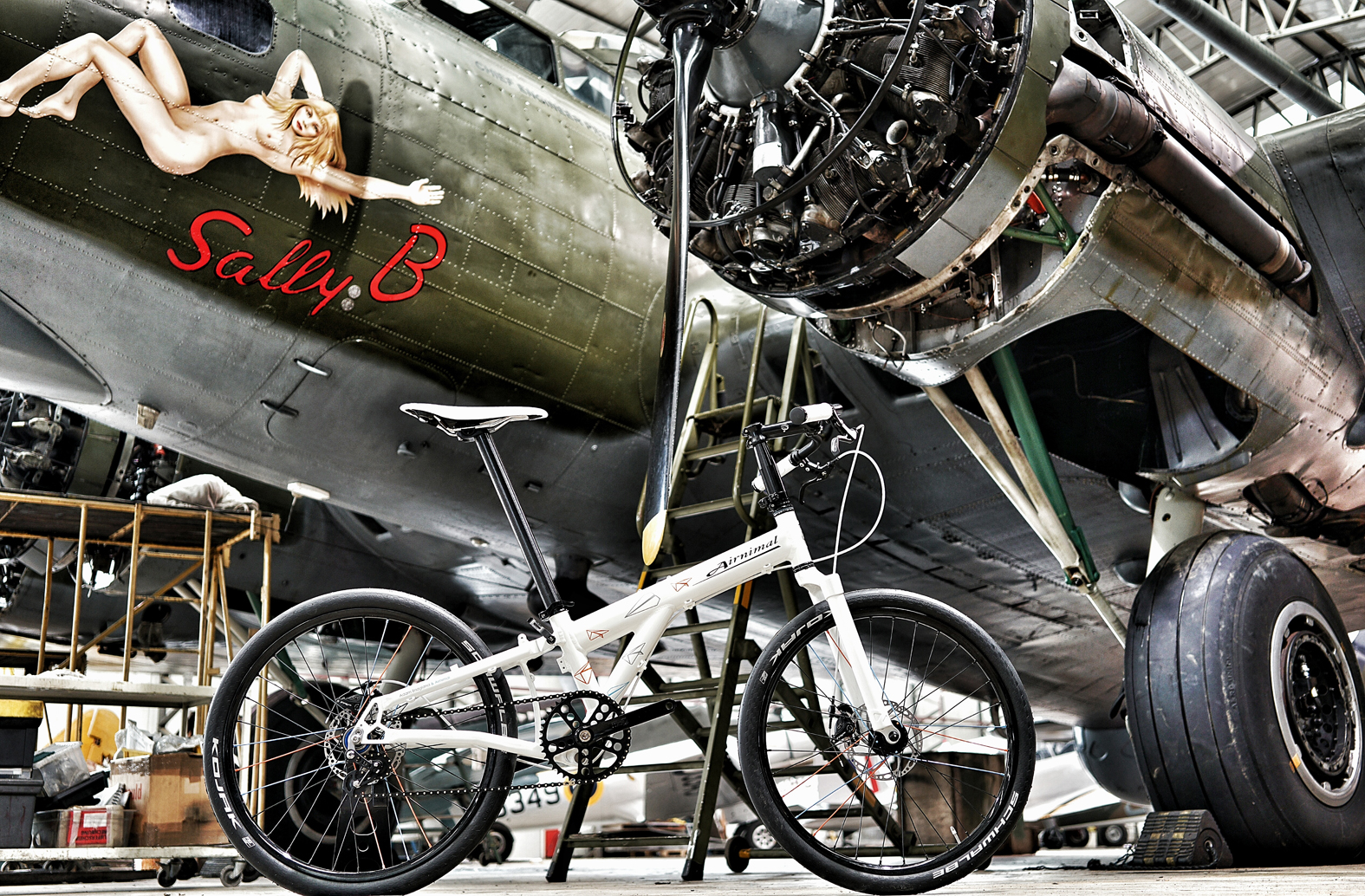 Airnimal Bike