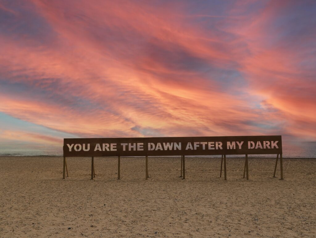 You Are The Dawn After My Dark