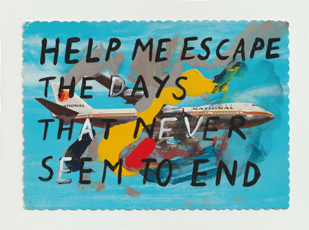 Help Me Escape The Days