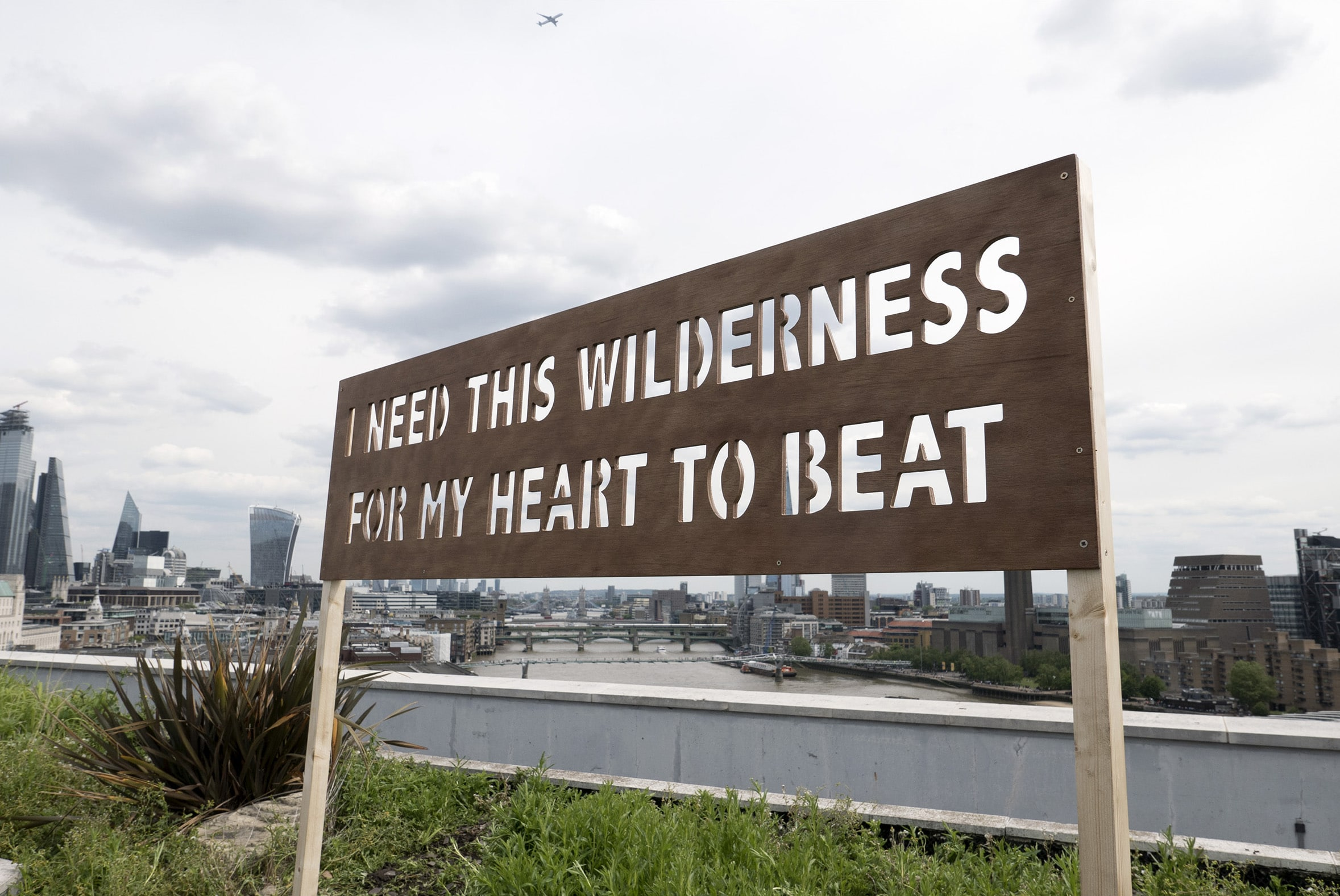 I Need This Wilderness For My Heart To Beat
