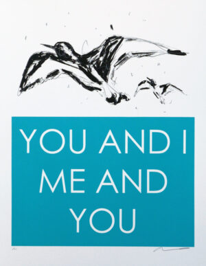 You and I (Turquoise)